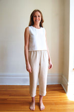 Load image into Gallery viewer, The Agnes Linen Top