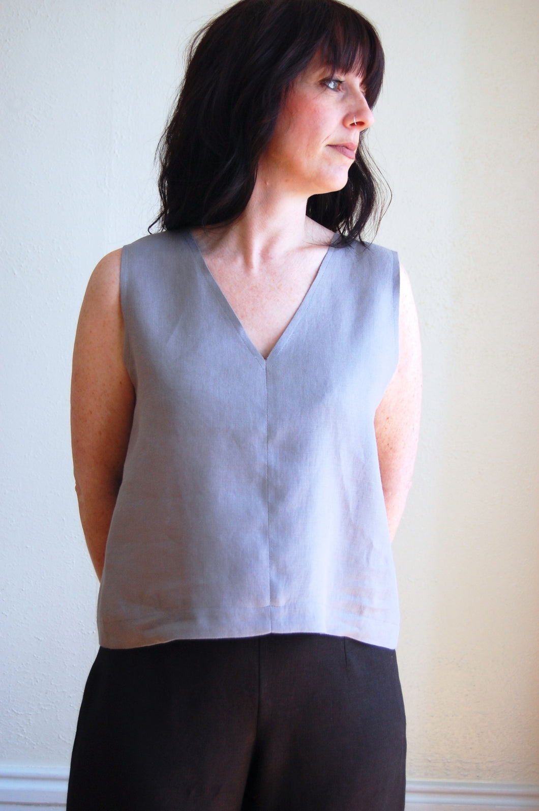 The Hattie V-neck Top