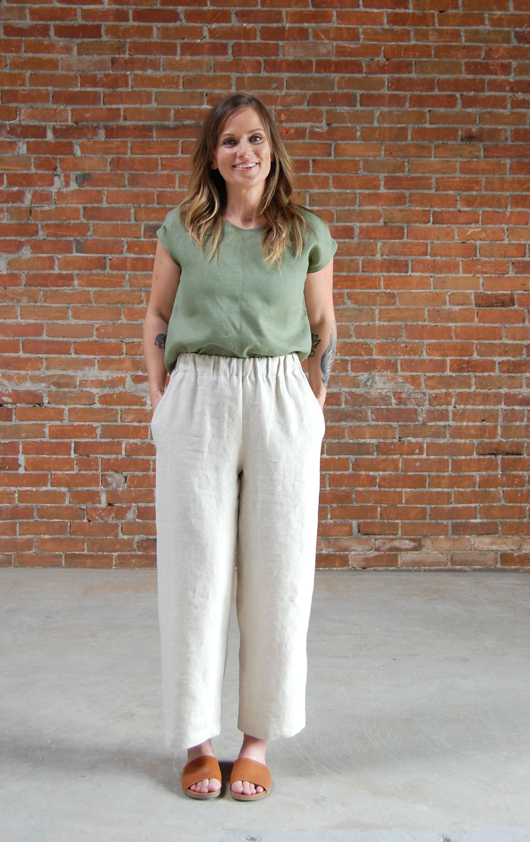 The Camille Pants