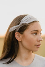 Load image into Gallery viewer, Linen Tie Headbands