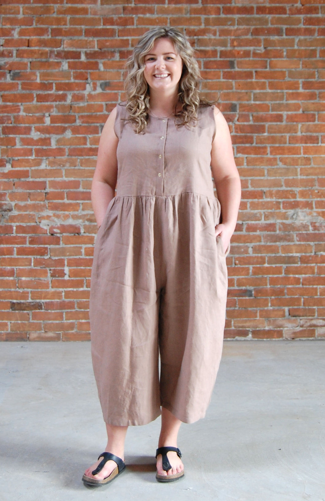 The Ursula Jumpsuit