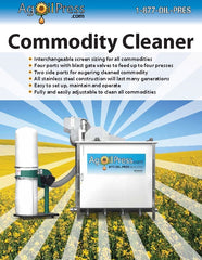 Personalized Commodity Cleaner Brochure