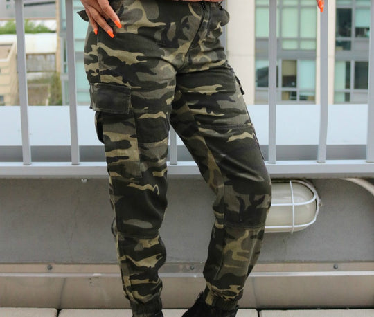 Survivor Camouflage Pants