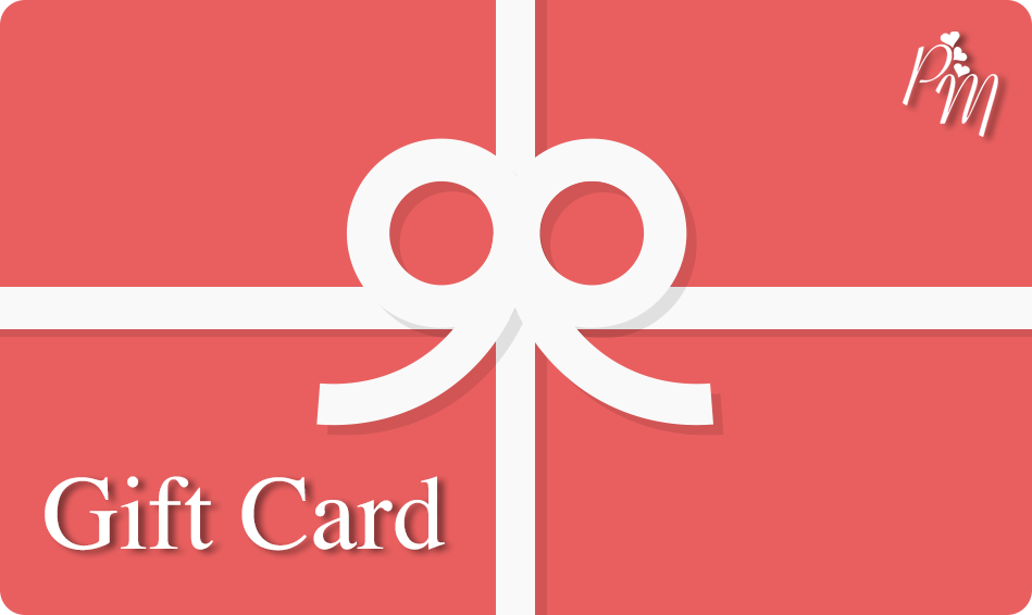 Gift Card (available in €5, €10, €25, €50, €100)