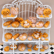 Load image into Gallery viewer, Selection of Autumn Breads - Miniature Food in 12th Scale