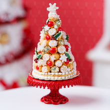 Load image into Gallery viewer, French Croquembouche for Christmas / Holidays - Miniature Food