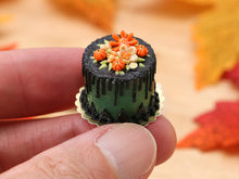 Load image into Gallery viewer, Drip Cake For Autumn Halloween - Miniature Food