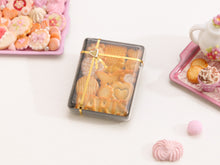 Load image into Gallery viewer, Gift Box of French Butter Cookies from Paris - Miniature Food
