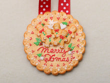 Load image into Gallery viewer, Handmade Christmas Tree Cookie Decoration for Full Sized Trees! OOAK