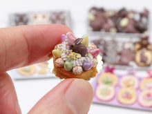 Load image into Gallery viewer, Easter St Honoré - French Pastry Miniature Food