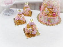 Load image into Gallery viewer, Baby Pink Croquembouche - Miniature French Pastry