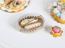 Load image into Gallery viewer, Patissier Gift Box of French Eclairs (White) - Miniature Food
