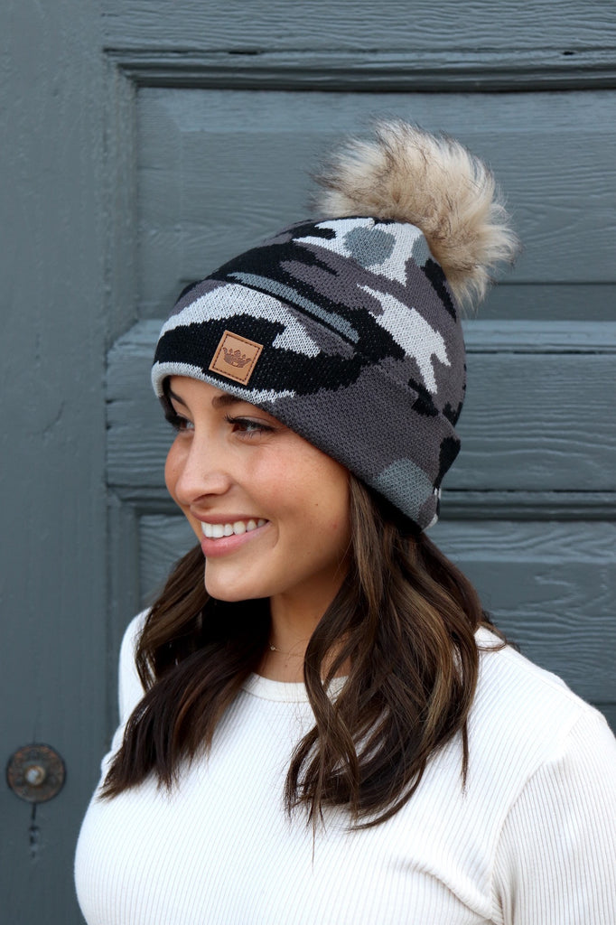 Call of Nature Knit Beanie