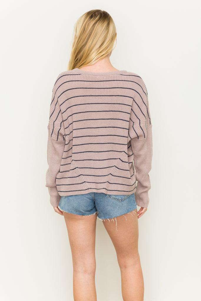 Dare To Dream Sweater Back
