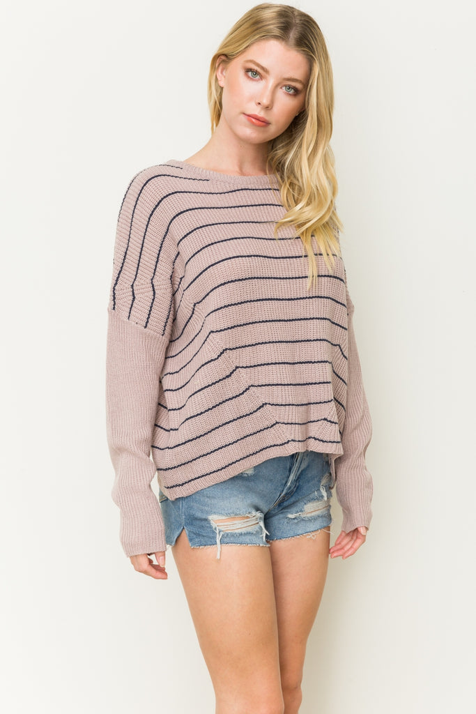 Dare To Dream Sweater Front