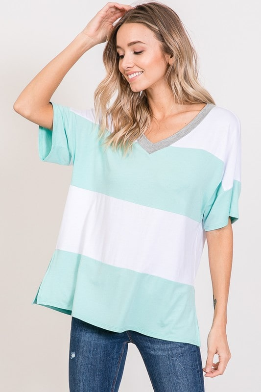 Happy Days Short Sleeve Top Front