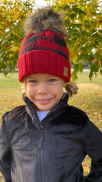 KIDS - Cabin Fever Knit Beanie