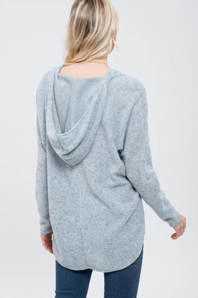 Misty Meadow Hoodie Back