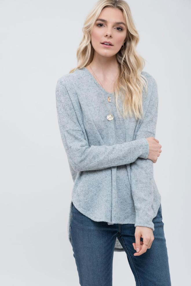 Misty Meadow Hoodie Front