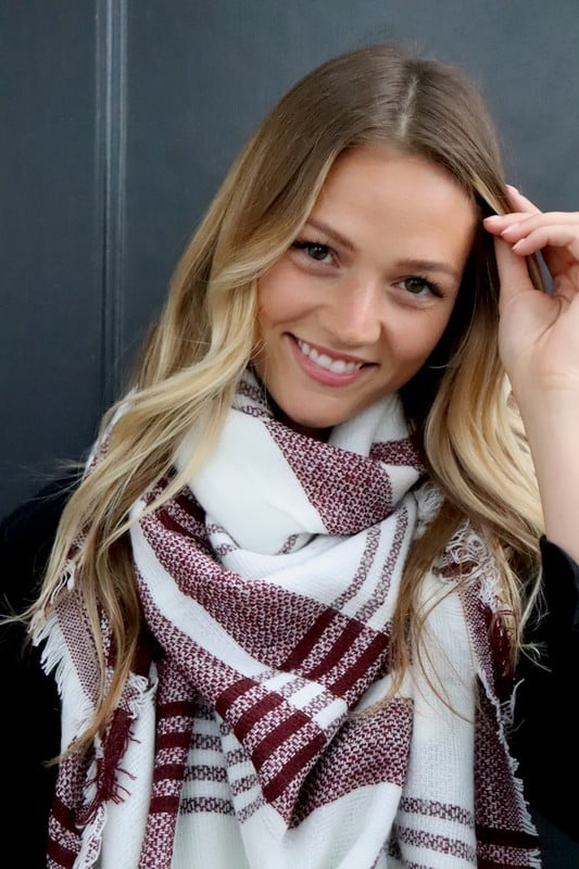 Oh My Darling Blanket Scarf