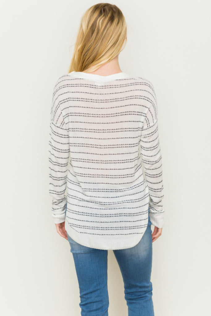 Rhythm of the Heart Top Back