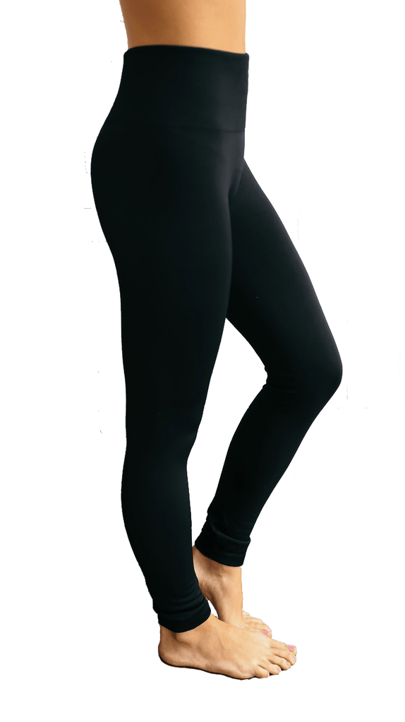Stayin' Alive Fleece Lined Legging