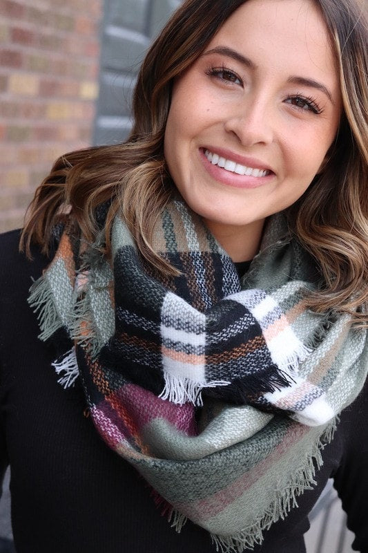 The Great Outdoors Infinity Scarf