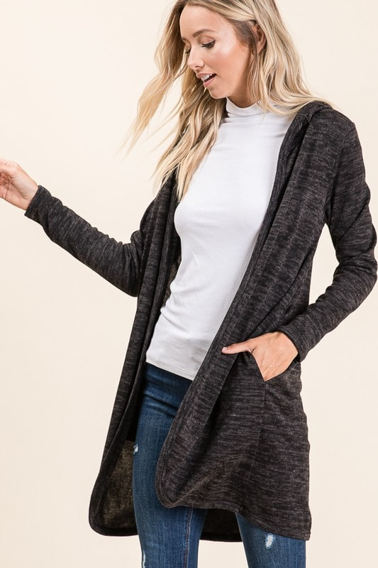 Timeless Classic Cardigan Front