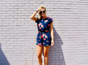Florist Feels Romper S-XL