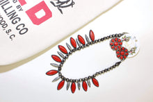 Load image into Gallery viewer, Oval Statement Necklace