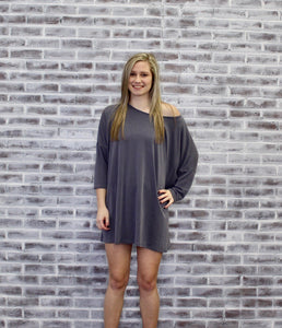 Paige Tunic Grey