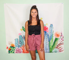 Load image into Gallery viewer, Fan Club Shorts MULBERRY