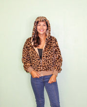 Load image into Gallery viewer, Wild One Faux Fur Jacket