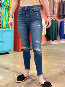 Amelia Dark Wash Denim