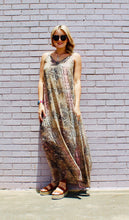 Load image into Gallery viewer, Snake a Move Maxi Dress SM-XL
