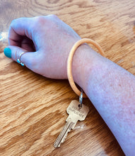 Load image into Gallery viewer, Small Bangle Keychain