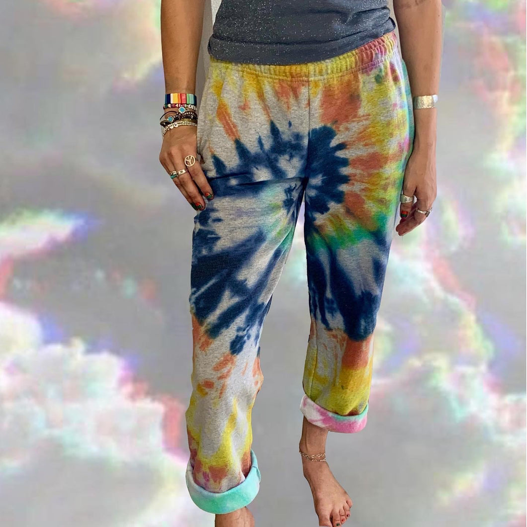 Tie-Dye and Chill Sweatpants