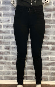 KanCan Black High Rise Skinny