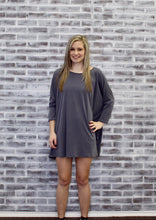 Load image into Gallery viewer, Paige Tunic Grey