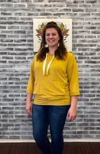 Load image into Gallery viewer, Laura Hoodie MUSTARD