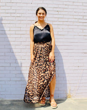 Load image into Gallery viewer, Last Call Leopard Skirt