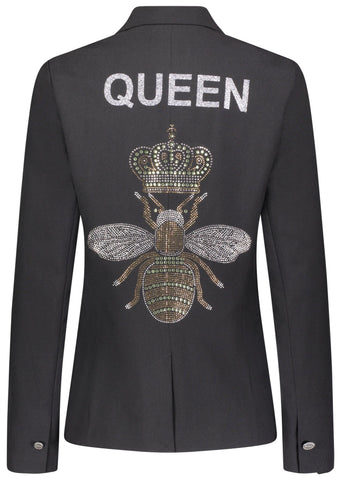 Hipchik - Queen Bee Blazer - Black