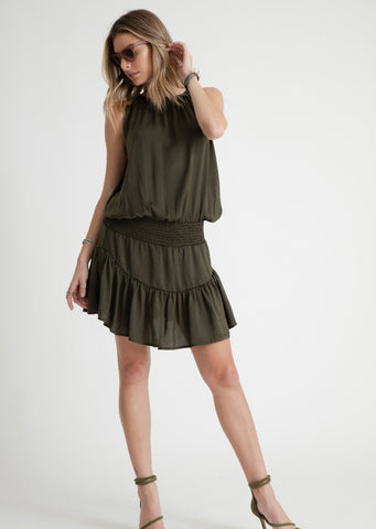 MUCHE ET MUCHETTE- Madame Sleeveless Dress