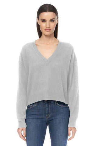 360 Cashmere - Niomi Sweater - Misty Blue