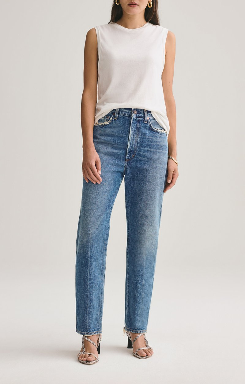 AGOLDE - 90's Mid Rise Loose Fit Jean - Showcase