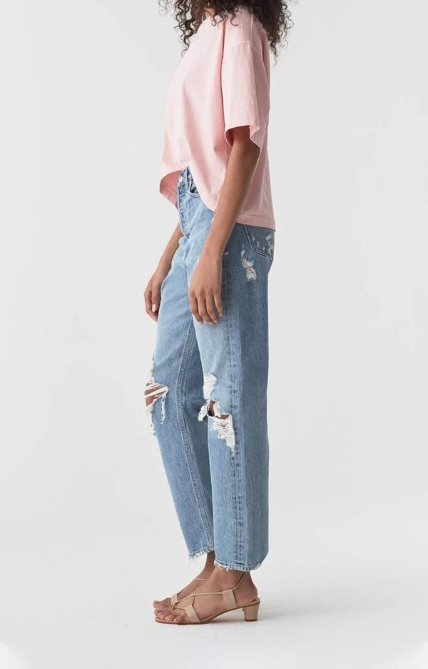 AGOLDE - 90's Mid Rise Loose Fit Jean - Fall Out