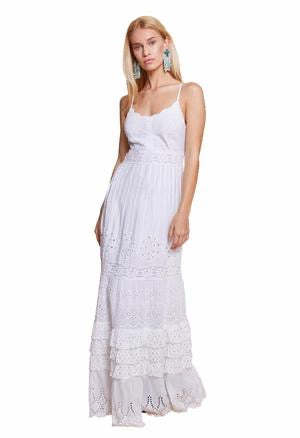 GUADALUPE- Britney Maxi Dress