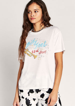 DAYDREAMER- Billy Joel 52nd Street Boyfriend Tee