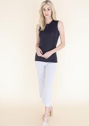 Alex Linen Pants - Stripe
