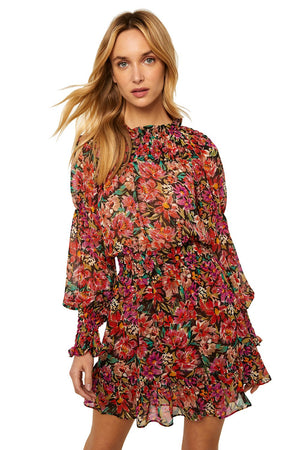 Misa - Marin Dress - Lorena Floral